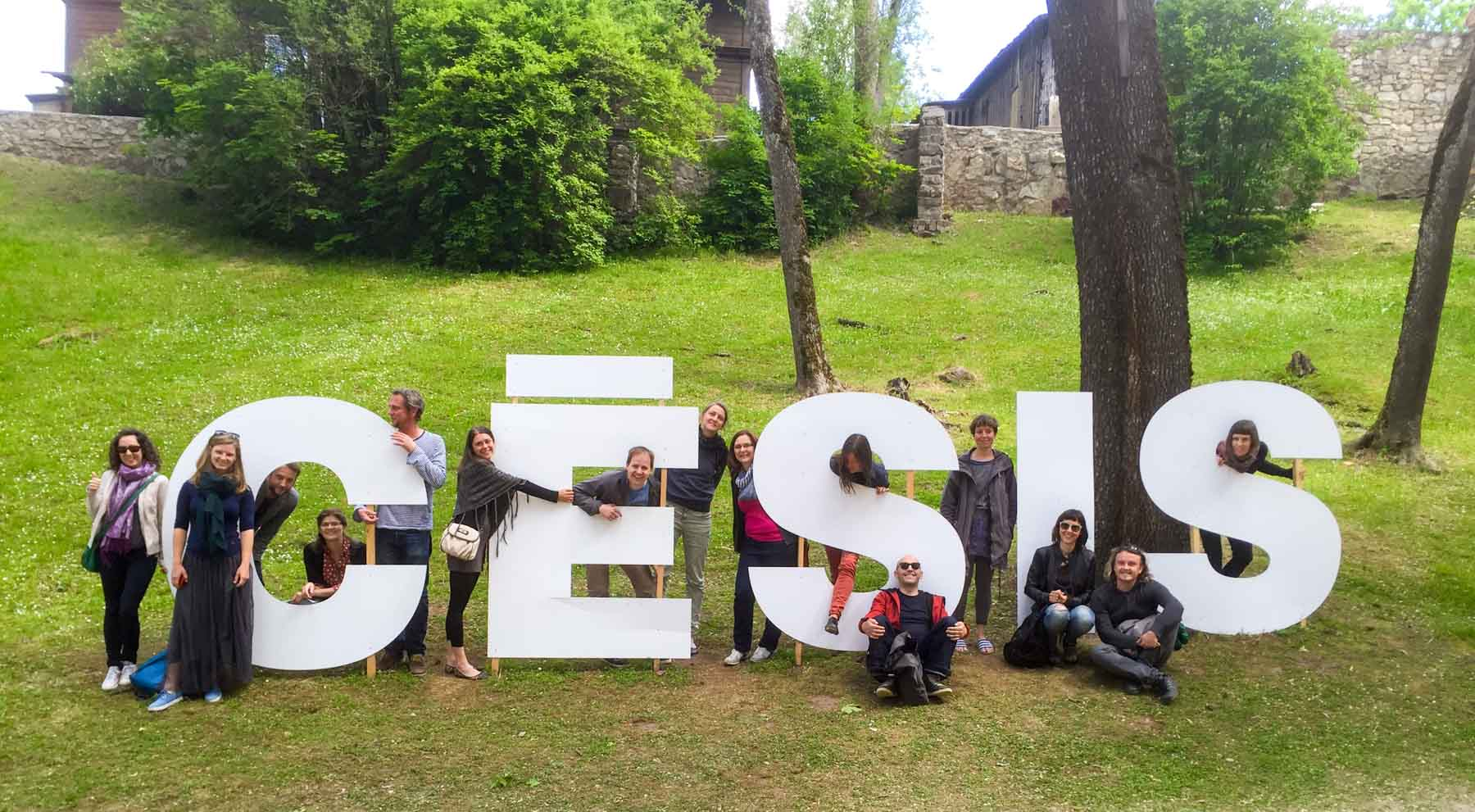 Cesis, Latvia - NIFOB group